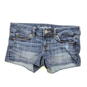🍍American Eagle Live Your Life Jean Shorts